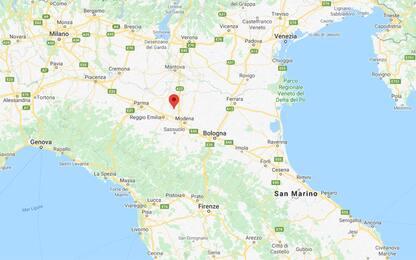 Terremoto in Emilia Romagna: scossa 3.4, epicentro a Correggio