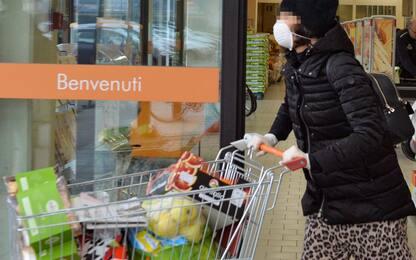 Coronavirus, Coldiretti, come è cambiata la spesa