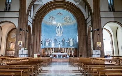 Coronavirus, a Genova messa e catechismo in streaming