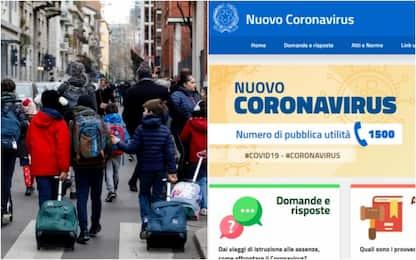 Coronavirus, online sito per le scuole: tutte le Faq. FOTO