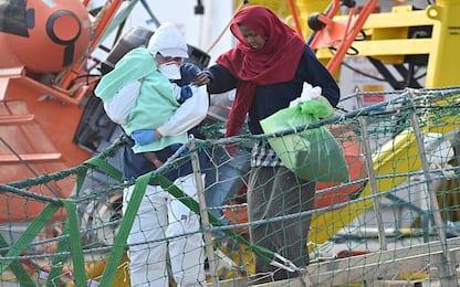 Sea Watch, 194 migranti arrivati a Messina: Musumeci scrive a Conte