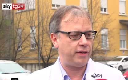 """Coronavirus, medico: """"Paziente 1 grave, anche se giovane"""". VIDEO"""