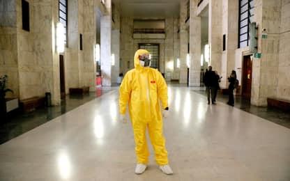 Coronavirus, parte la maxi bonifica nel tribunale di Milano