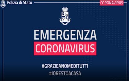 Coronavirus, Polizia: FAQ su restrizioni. FOTO