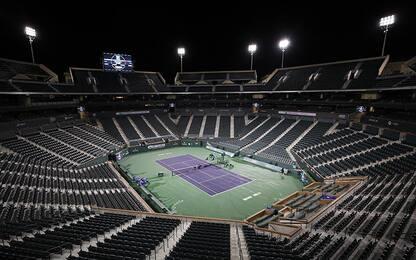 Coronavirus, si ferma anche il tennis: stop di 6 settimane