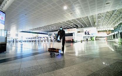 Coronavirus, stop voli civili a Ciampino. Fiumicino chiude Terminal 1