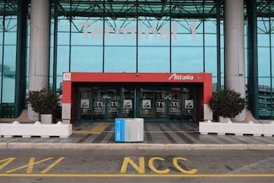 Coronavirus, Aeroporti di Roma: nuova riduzione operativa a Fiumicino