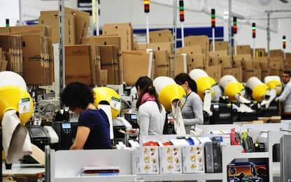 Coronavirus, in sciopero il magazzino Amazon di Piacenza