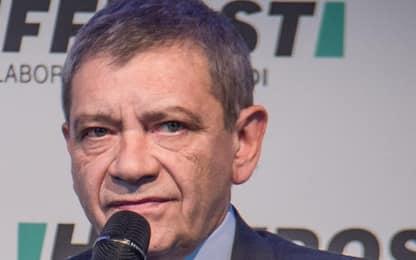 Il direttore di Repubblica Carlo Verdelli sotto scorta per minacce