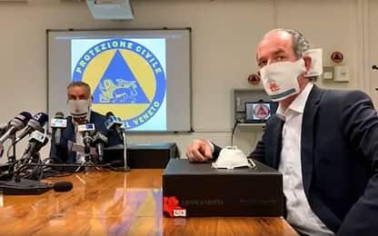 """Coronavirus in Veneto, Zaia: """"Il lockdown per noi non esiste più"""""""