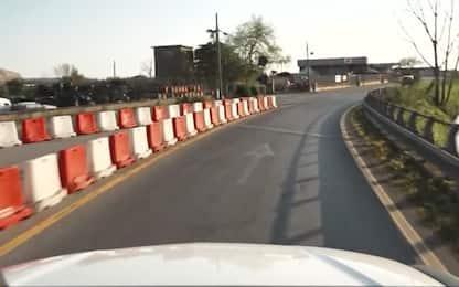 Coronavirus: camera-car per le strade di Fondi, zona rossa. VIDEO