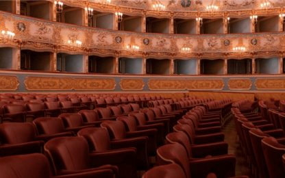 """Stop a cinema e teatri, l'appello di Unita: """"Non siamo tempo libero"""""""