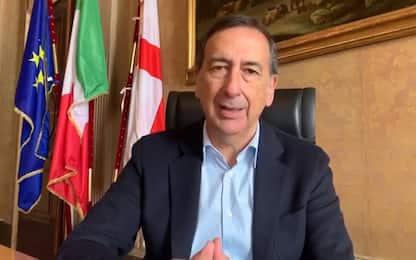 """Milano, Sala: """"Ieri incontro con Conte, ai Comuni altri 3 miliardi"""""""