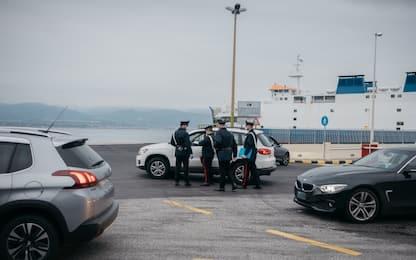 Ordinanza regionale su Stretto Messina: restrizioni fino a 13 aprile