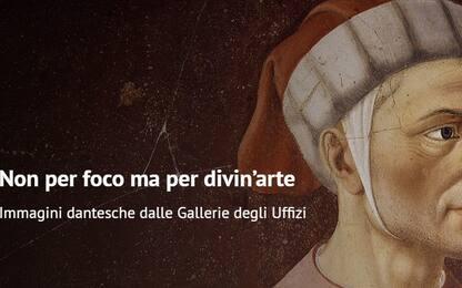Firenze, tour virtuale negli Uffizi per scoprire i luoghi di Dante