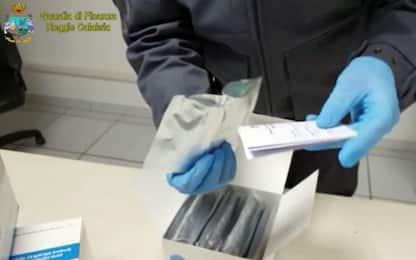 Coronavirus, sequestrati in Calabria kit non autorizzati per diagnosi