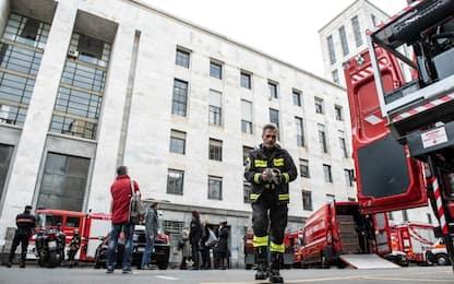 Incendio Tribunale di Milano: ipotesi inagibilità permanente dei piani