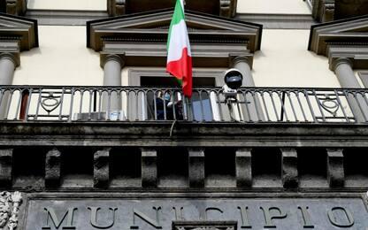 """Napoli, De Magistris: """"Nuova forma di Resistenza per questo 25 aprile"""""""
