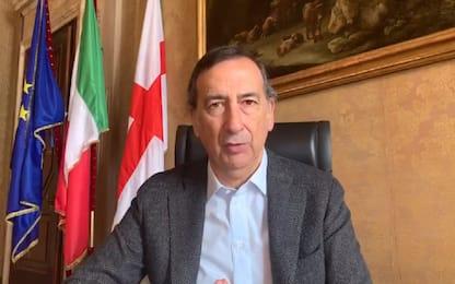 """Covid Milano, Sala: """"Sistema troppo complesso per definire le zone"""""""