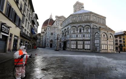 Coronavirus Toscana, Rossi: mascherine obbligatorie, lunedì ordinanza