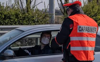 Coronavirus Campania, prova della temperatura per chi entra in regione