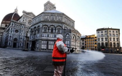 Coronavirus, Toscana invita positivi a spostarsi in alberghi sanitari