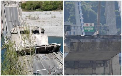 Ponti crollati in Italia, i disastri più recenti