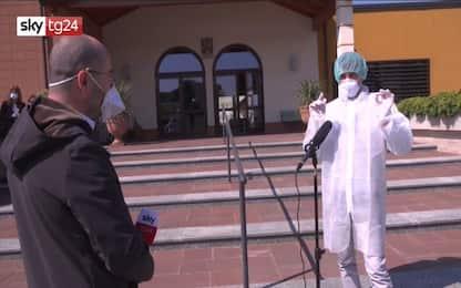 Coronavirus, nel Cremonese Rsa isolata prima di Codogno: zero contagi