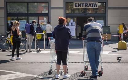 Coronavirus, app Esselunga e Coop per evitare le file al supermercato