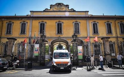 Covid, al Trivulzio di Milano positivi 14 ospiti e 5 dipendenti