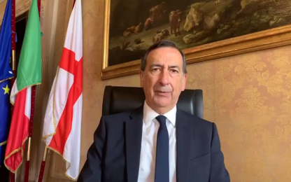 """Primo Maggio Milano, Sala: """"Perdiamo lavoro, dobbiamo reinventarci"""""""