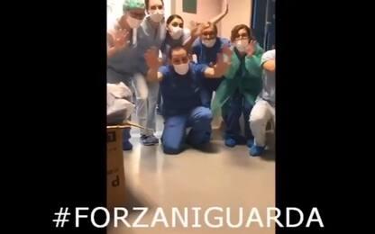 Coronavirus, Niguarda chiude una terapia intensiva. Gioia medici VIDEO