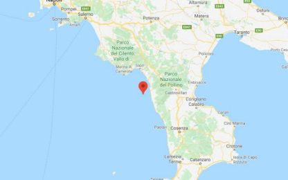 Terremoto Calabria, scossa di magnitudo 3.2 in provincia di Cosenza