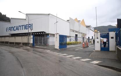 Coronavirus, Fincantieri riapre 8 cantieri: protesta Fiom in Liguria