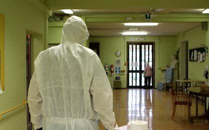 Covid, focolaio in casa di riposo a Terracina: 13 casi