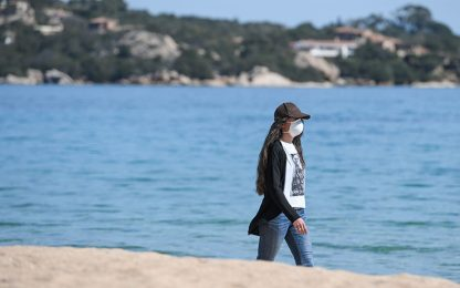 """Coronavirus Sardegna, gestori spiagge: """"Plexiglass non è soluzione"""""""