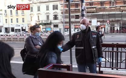 Coronavirus Roma: al via la sperimentazione del trasporto pubblico