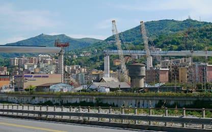 Ponte Genova, al via la posa dell'ultima campata. Tutte le tappe