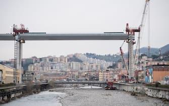 nuovo ponte genova san giorgio