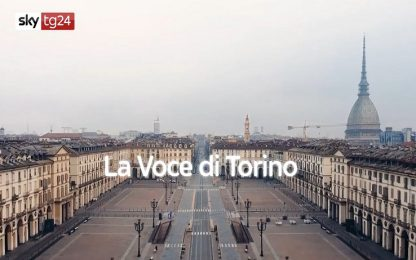 Coronavirus, la Voce di Torino in lockdown. VIDEO