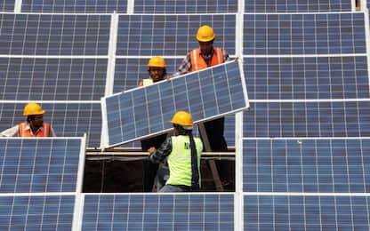 Energie rinnovabili, 'il Sole in scatola' ne consente lo stoccaggio