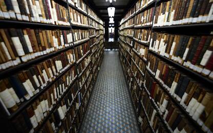 Coronavirus Roma, aprono biblioteche: in quarantena libri riportati