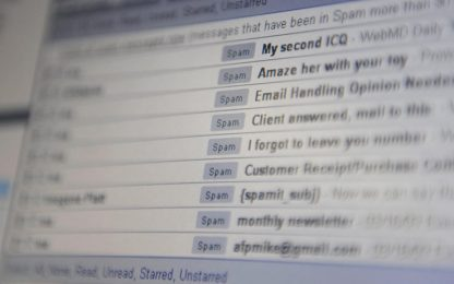 Google, Gmail blocca altri 100 milioni di messaggi spam grazie all'IA