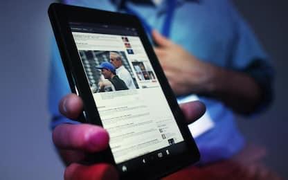 Torna a crescere il mercato europeo dei tablet, lo guida Samsung