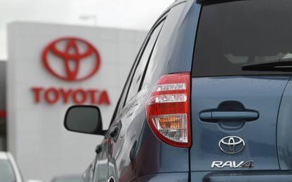 Toyota, fondo di venture capital per start-up intelligenza artificiale