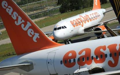 EasyJet, i voli in Italia riprendono dal 15 giugno