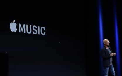 Apple Music, crescita abbonati maggiore rispetto a Spotify
