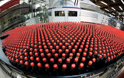 Coca Cola, in arrivo la prima bevanda alcolica