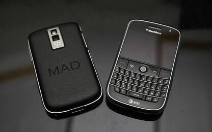 BlackBerry, stop alle vendite a partire da agosto 2020