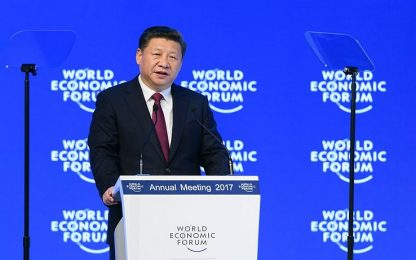 Presidente Cina Xi Jinping a Trump: da economia globale non si scappa